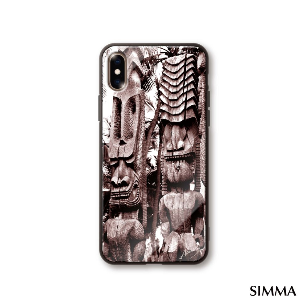 【TIKI】by 小野澤篤人/AMAZONICA iPhoneケース