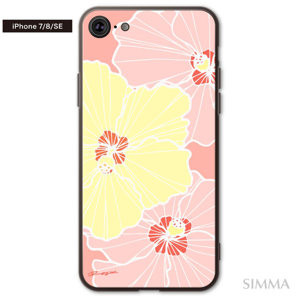 【Kindness】by MĀLAMA Art&Design/Roxy  iPhoneケース